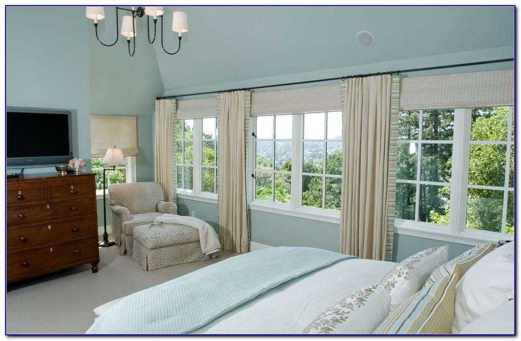 Bay Window Treatment For Bedroom