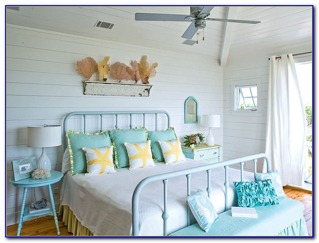 Beach House Bedroom Decor