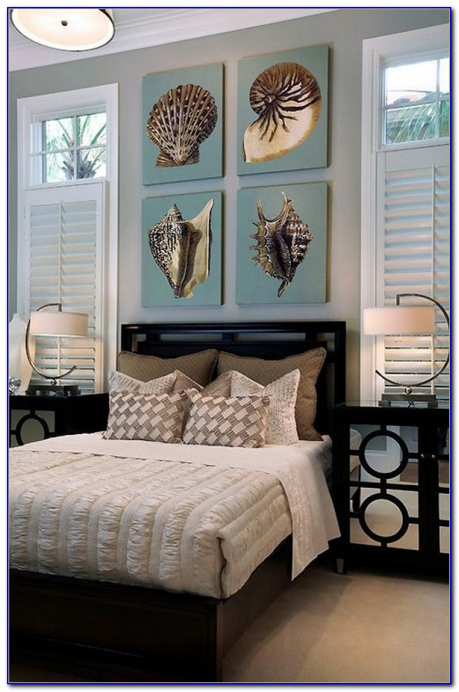 Beach House Bedroom Design Ideas
