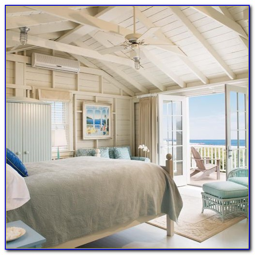 Beach House Master Bedroom Decorating Ideas
