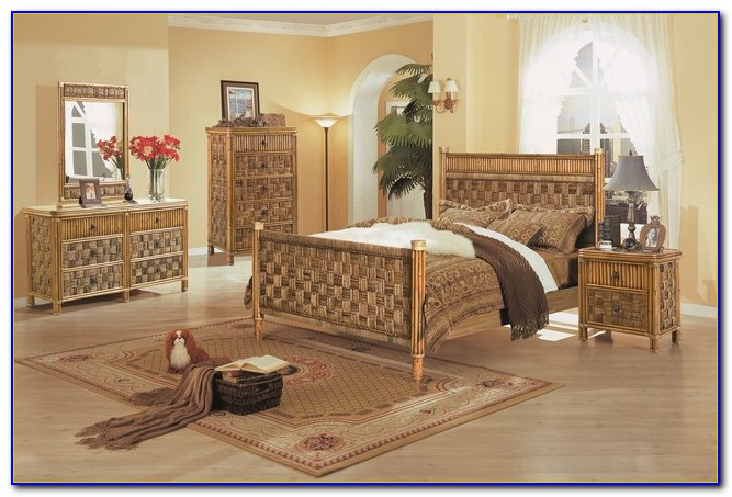 Beach Style Bedroom Sets