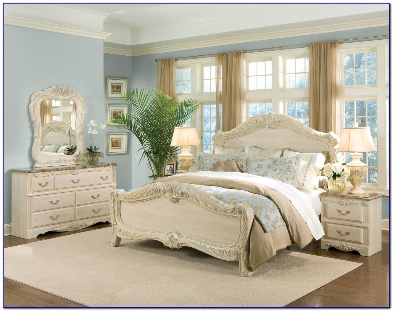 Bedroom Furniture Sets In White