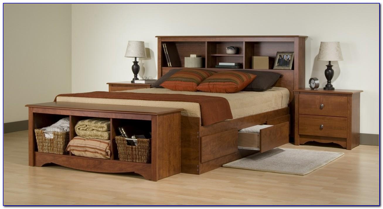 Bedroom Furniture Storage Drawers