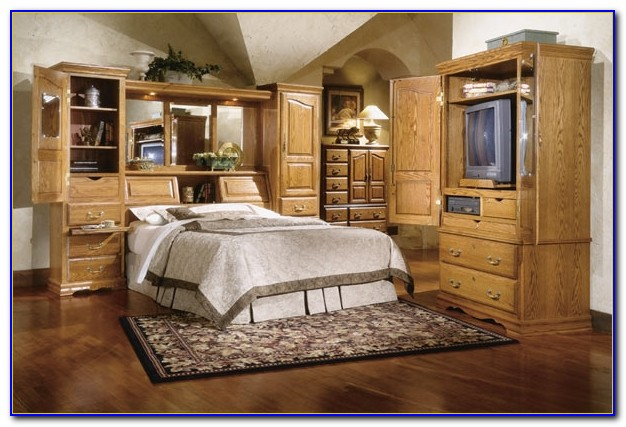 Bedroom Furniture Wall Units