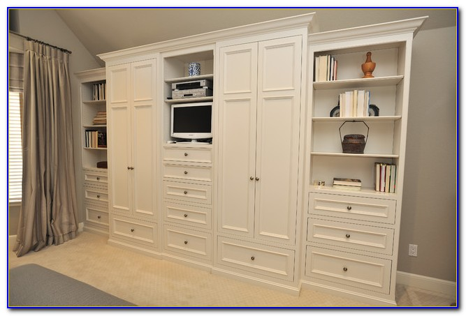 Bedroom Storage Units For Walls