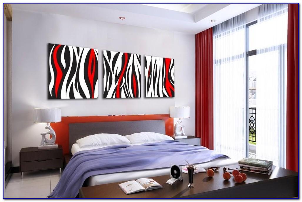 Bedroom Wall Canvas Prints