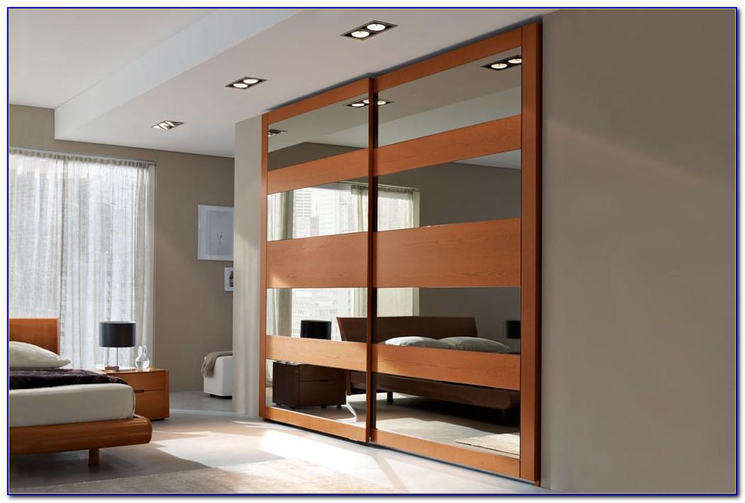 Bedroom Wardrobe Closet Sliding Doors
