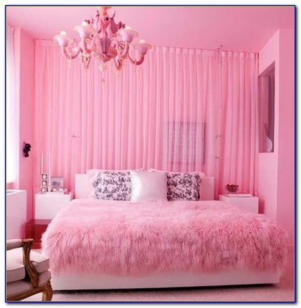 Best Pink Paint Color For Bedroom