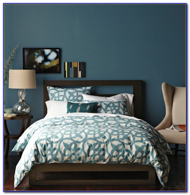 Best Teal Paint Color For Bedroom