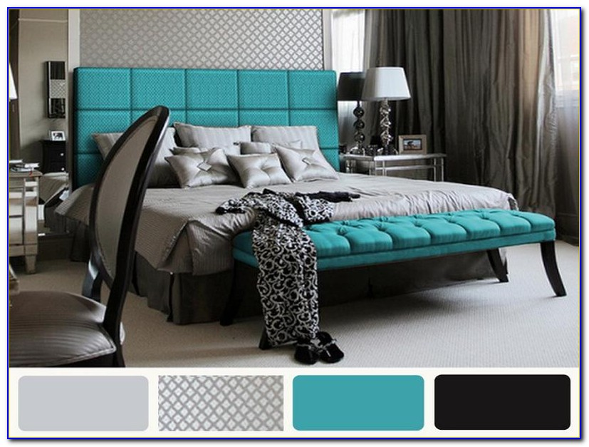 Black And Grey Bedroom Images
