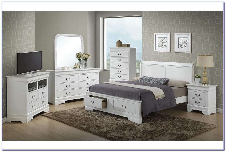 Black Bedroom Furniture Sets Full