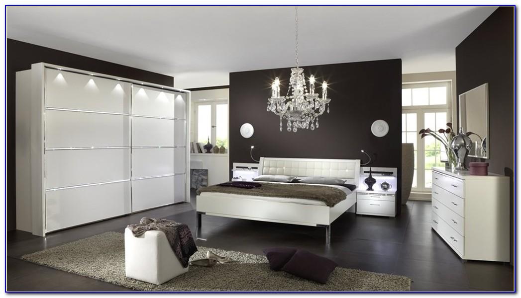 Black Contemporary Bedroom Furniture Sets