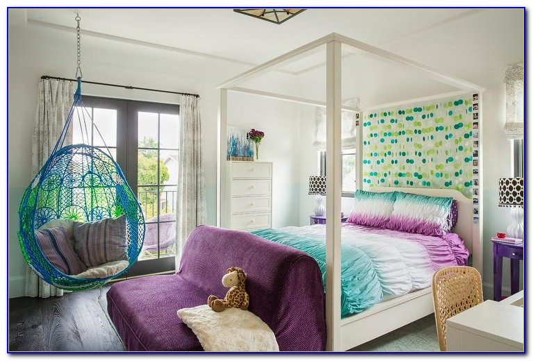 Blue And Purple Bedroom Colors