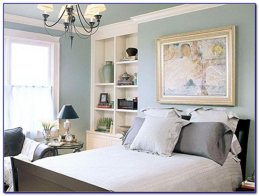 Blue Paint For Bedroom Walls