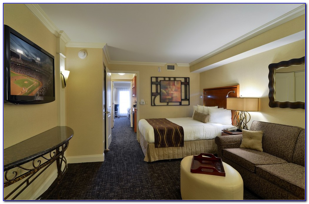 Boston Hotel Suites With 2 Bedrooms