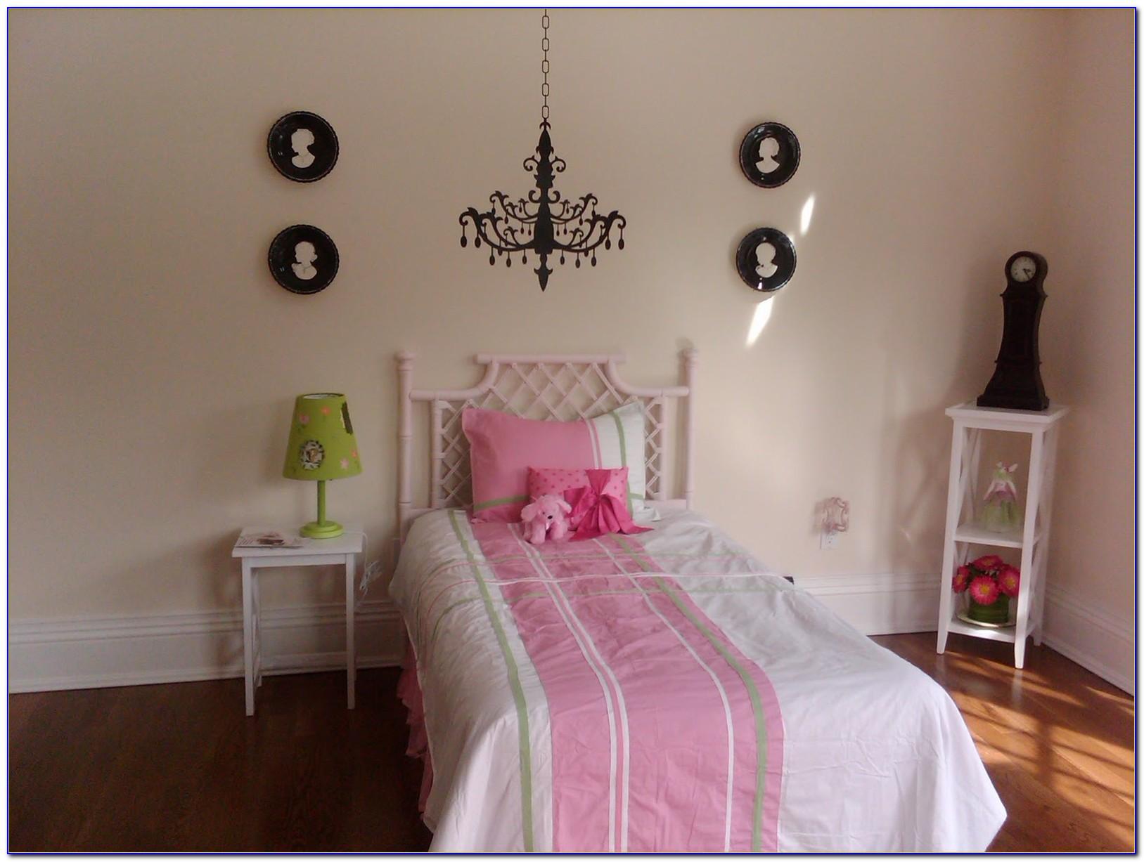 Chandeliers For Girls Bedrooms