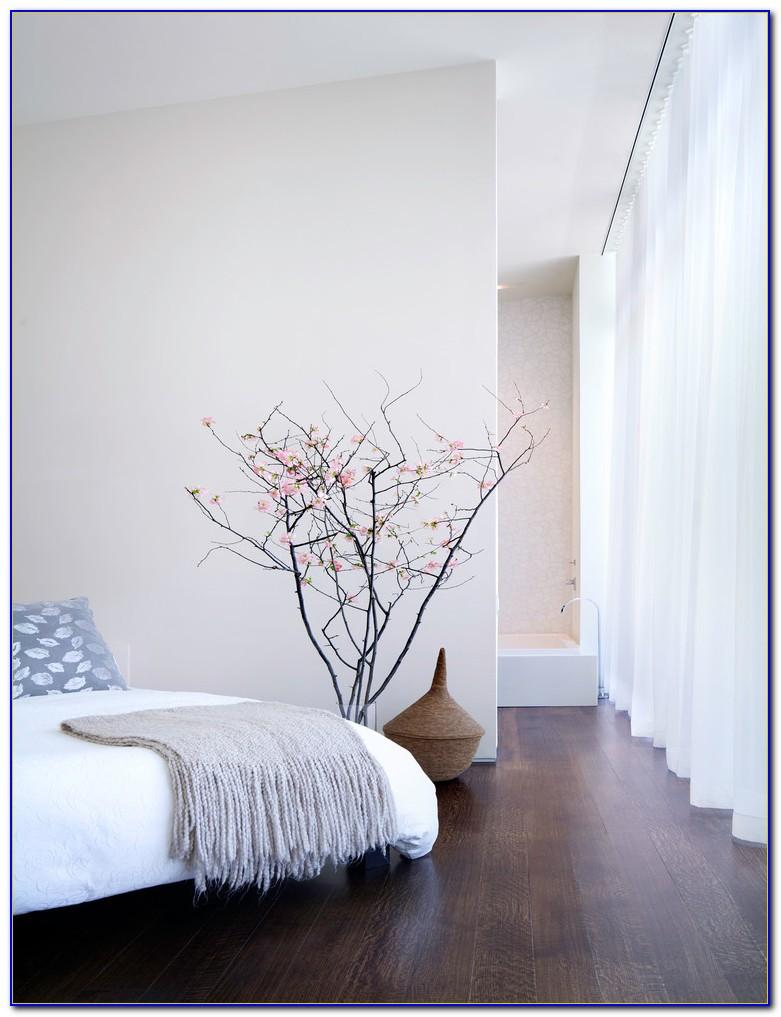 Cherry Blossom Bedroom Design