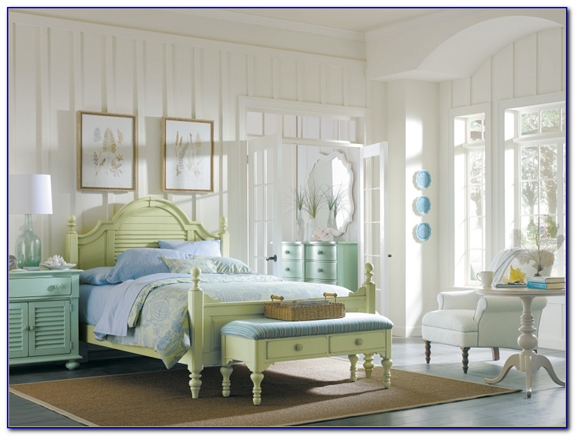 Coastal Living Bedroom Ideas