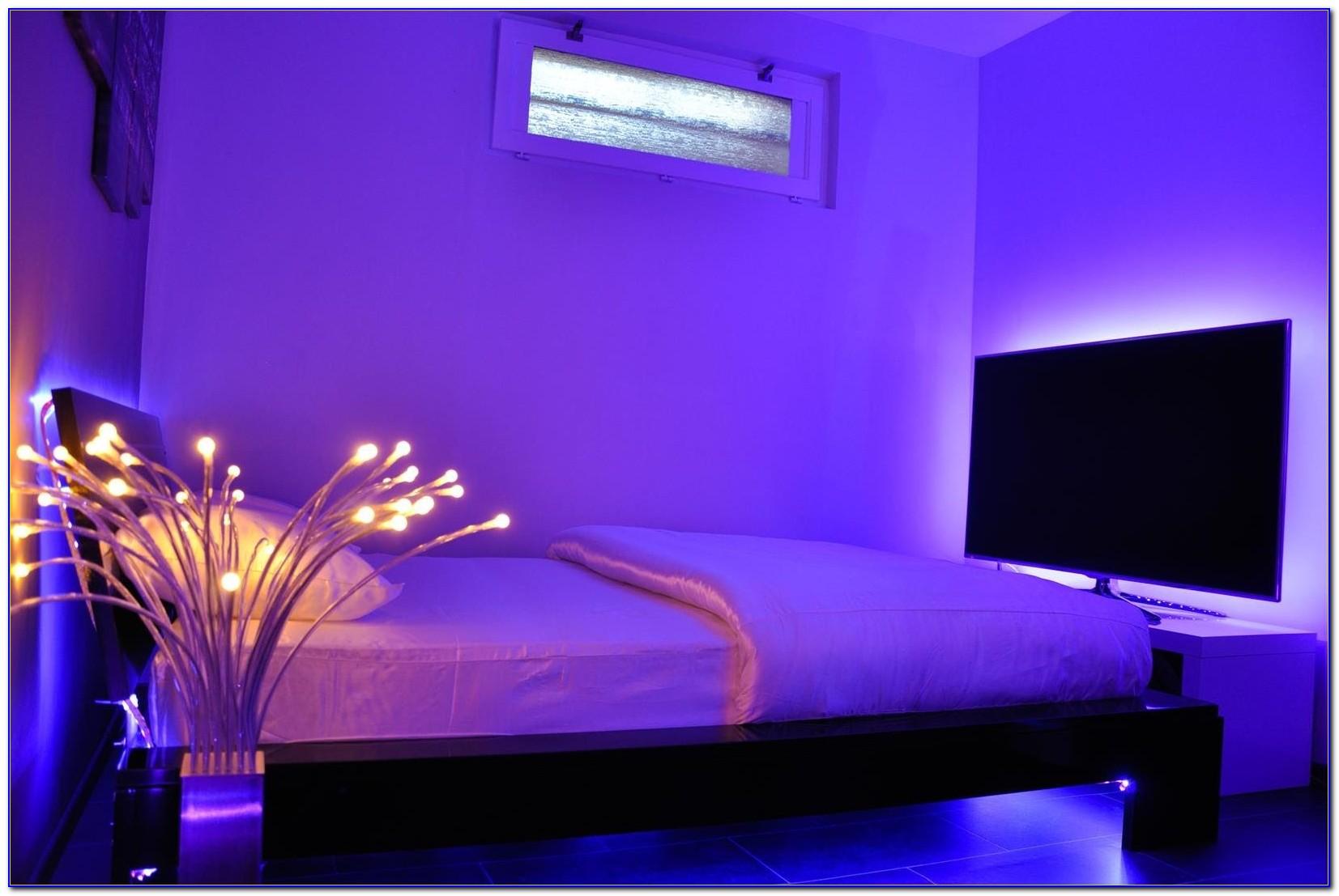 Cool Led Lights For Bedroom