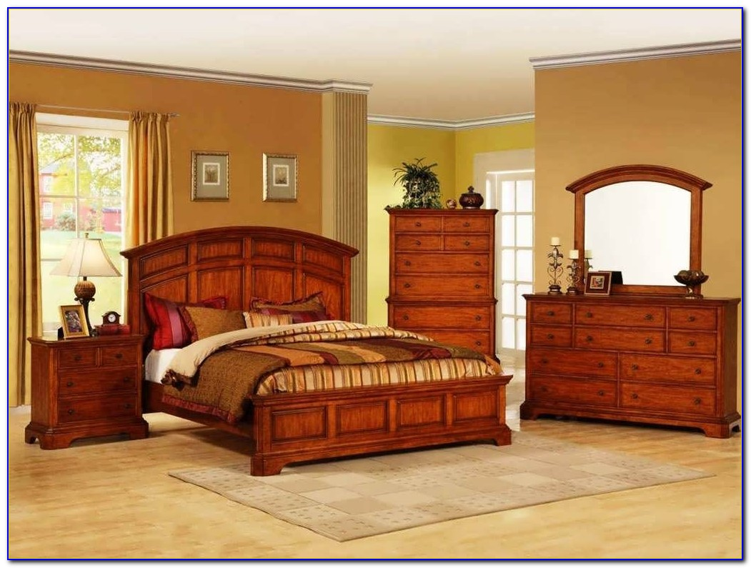 Corndell Country Cottage Bedroom Furniture