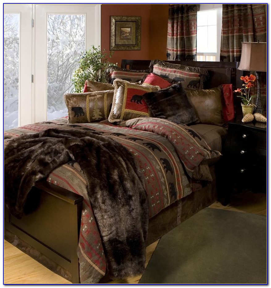 Country Bed Comforter Sets