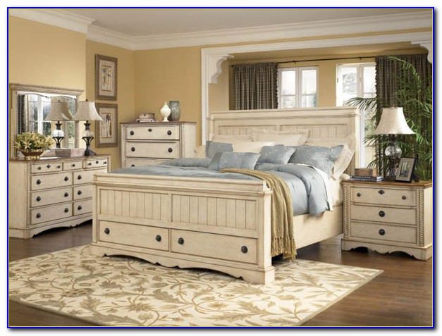Country Cottage Oak Bedroom Furniture