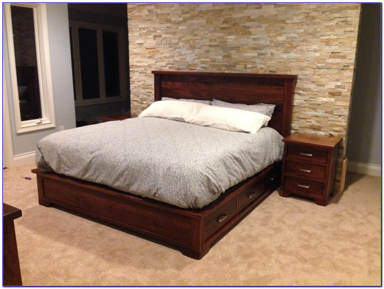Custom Bedroom Furniture Sets