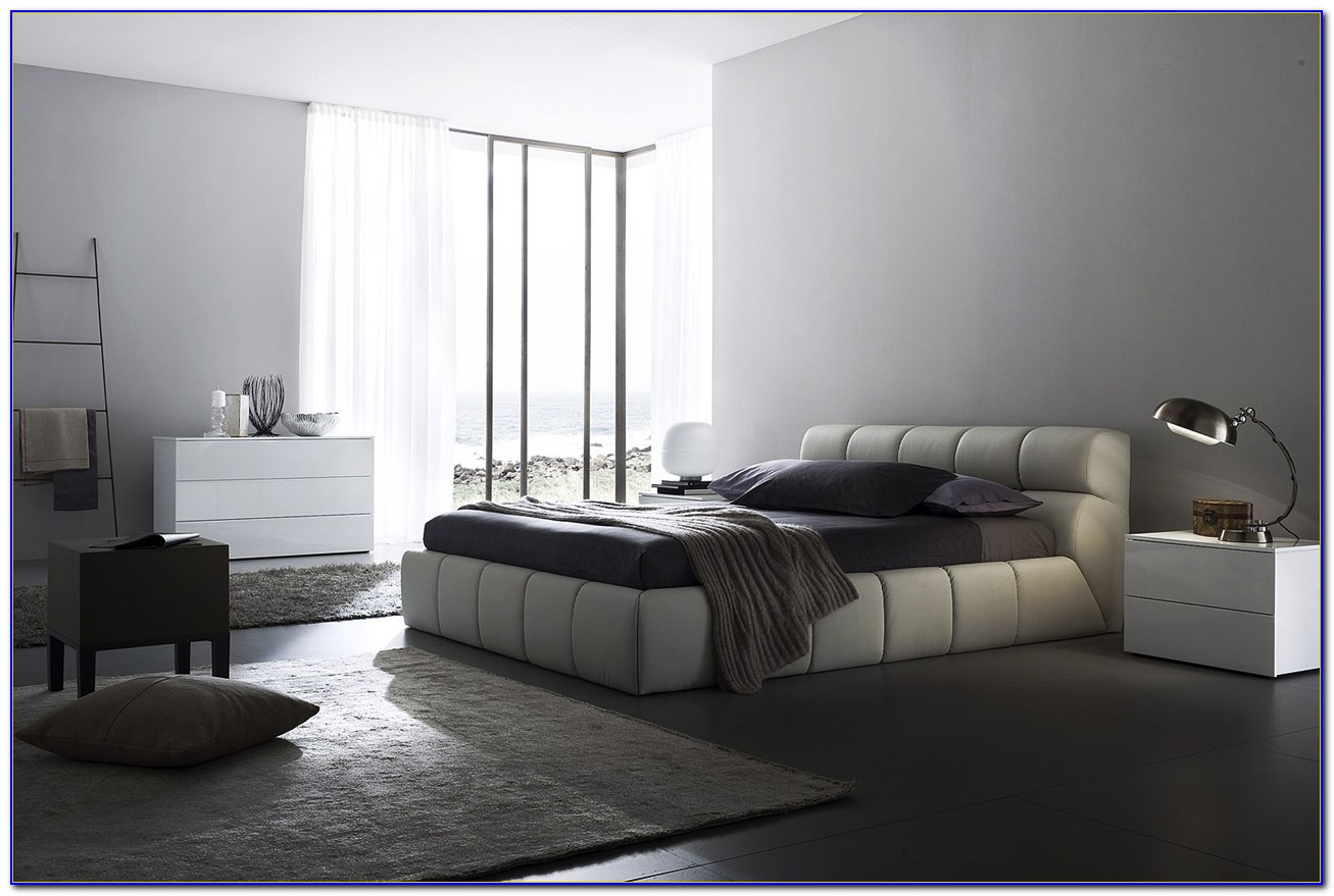 Decorating Ideas For A Bedroom With Black Furniture