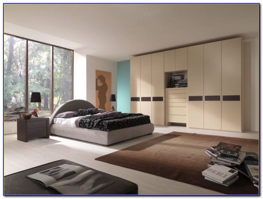 Design Ideas For Bedroom Without Closet