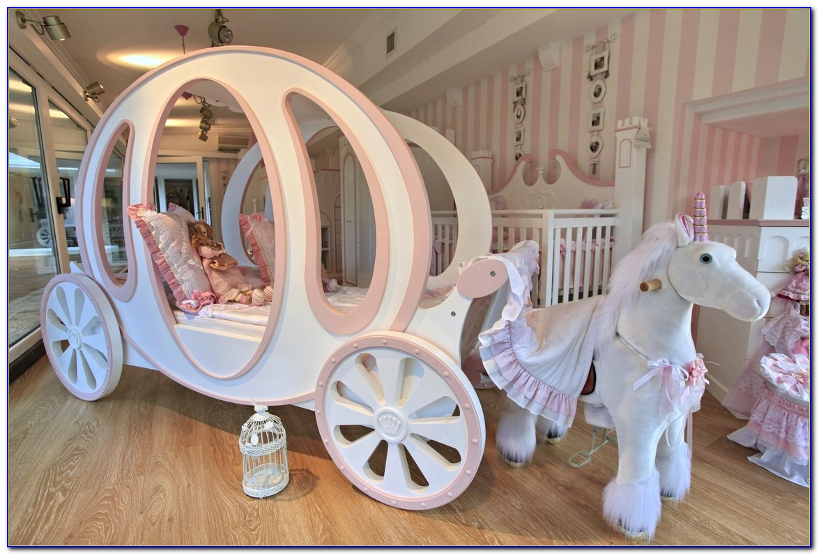 Dream Bedroom For Little Girl