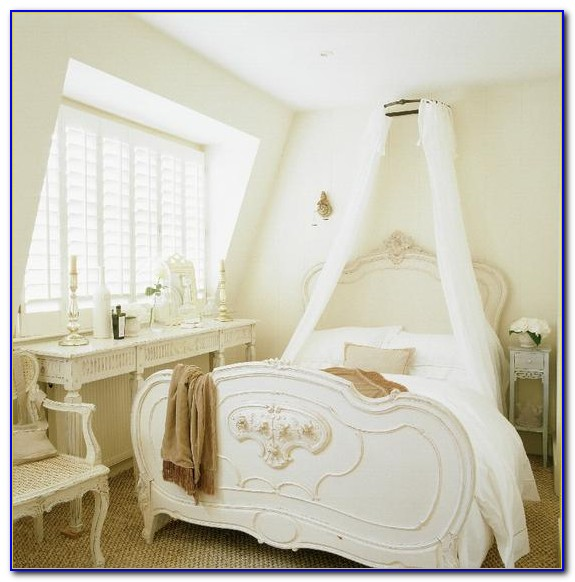 French Country Bedroom Interiors