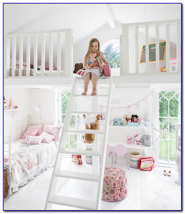 Frozen Bedroom For Little Girl