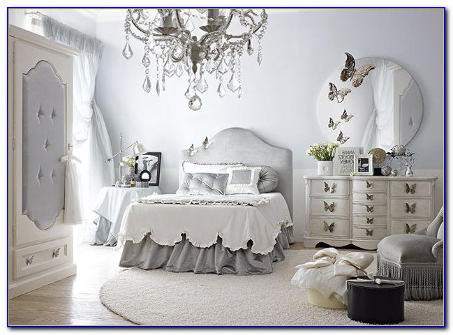 Grey And White Bedroom Decor Pinterest