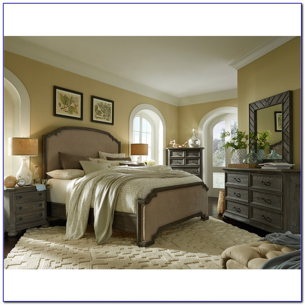 Grey White Washed Bedroom Furniture