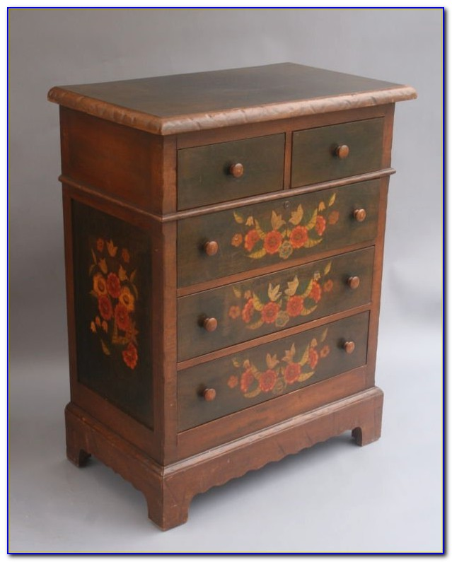 Hand Painted Childrens Bedroom Furniture