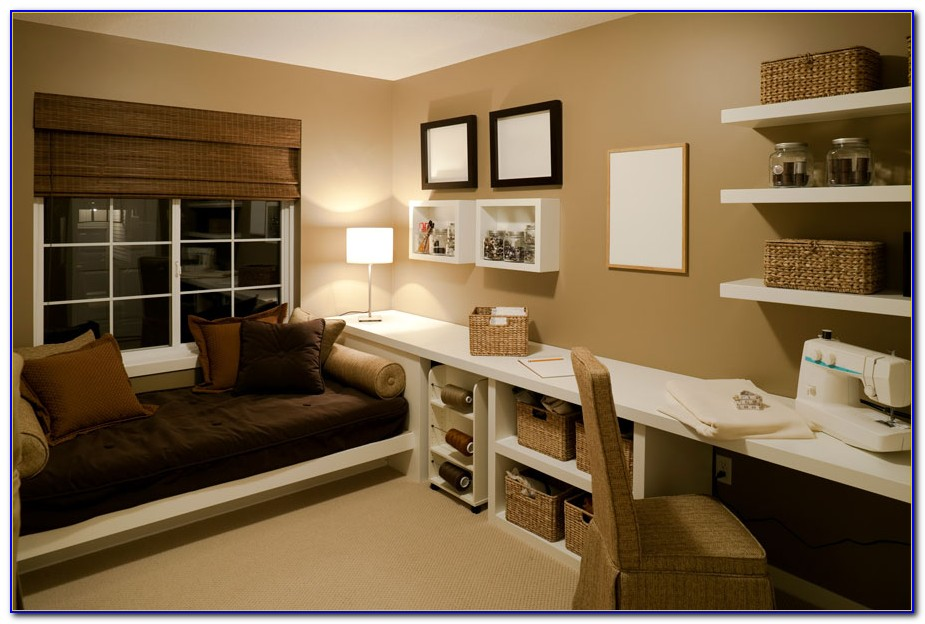 Home Office Spare Bedroom Ideas