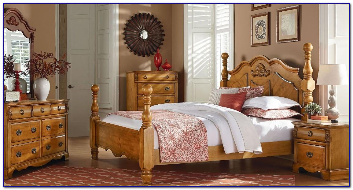 Honey Pine Bedroom Furniture