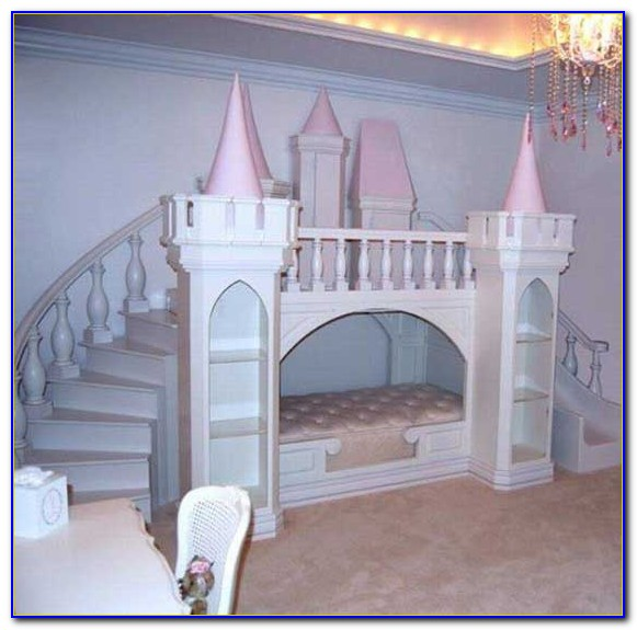 Horse Bedroom For Little Girl
