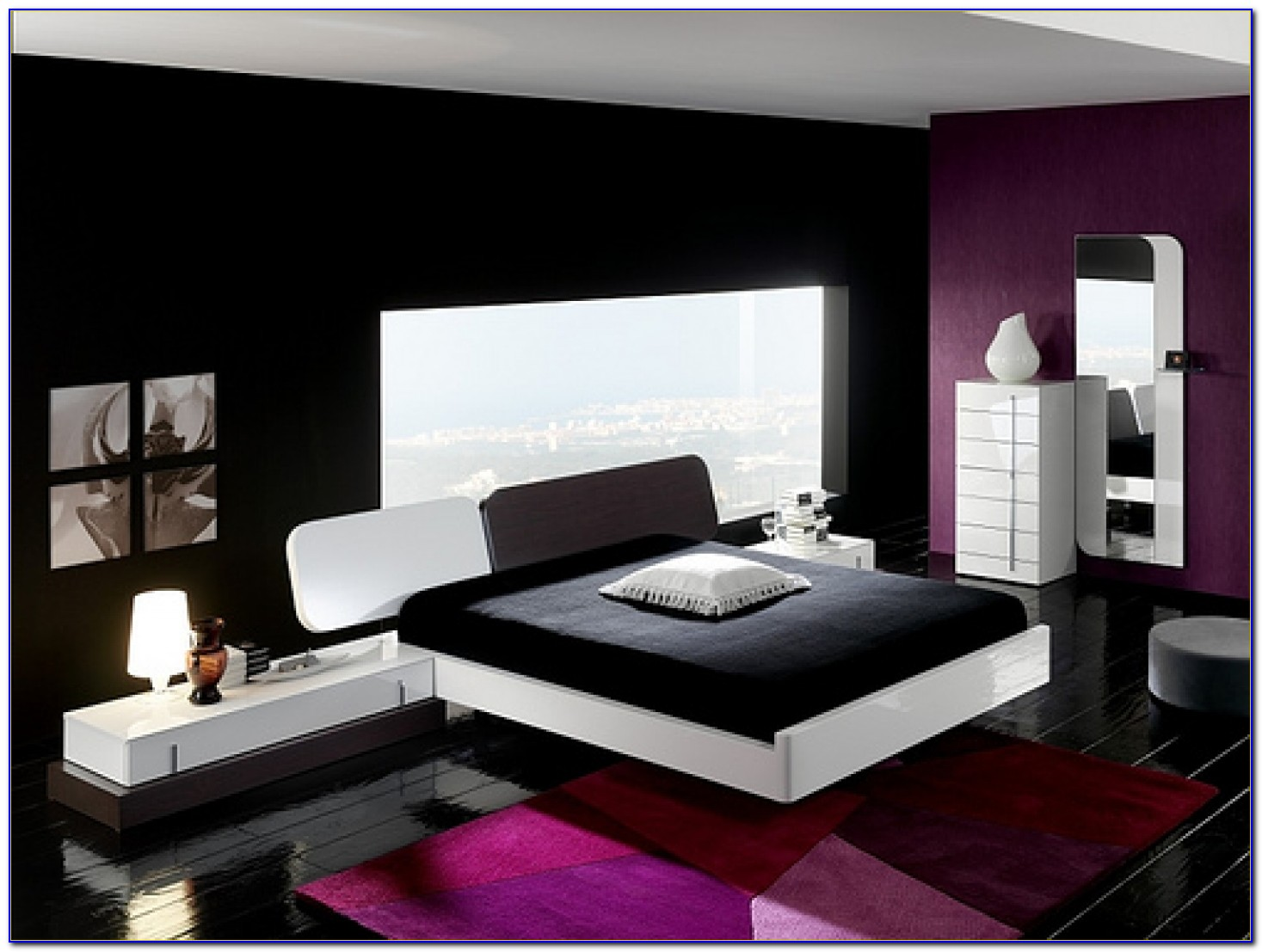 Interior Design Ideas For Bedrooms Modern