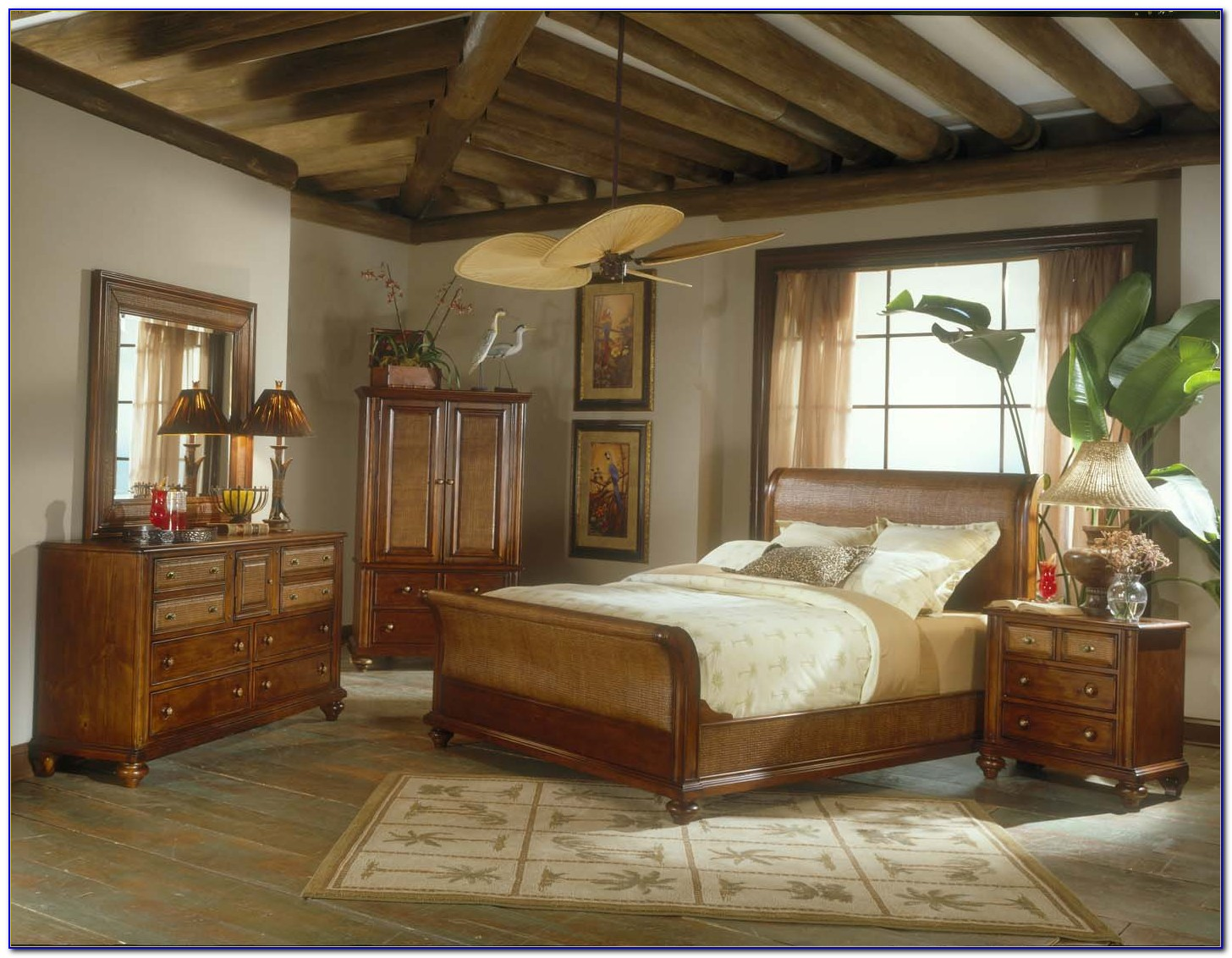 Island Style Bedroom Sets