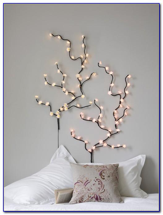 Japanese Cherry Blossom Bedroom Decoration