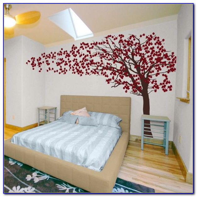 Japanese Cherry Blossom Room Decor