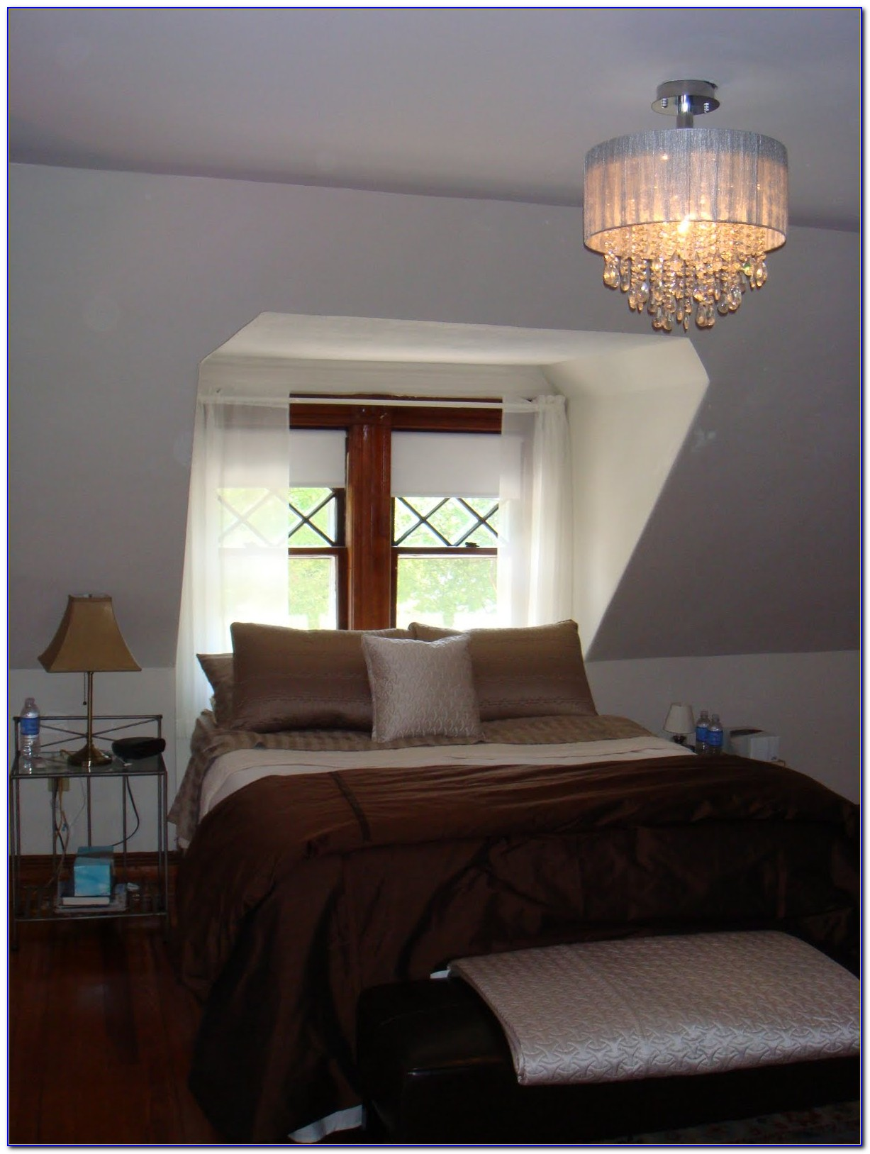 Light Fixture Size For Bedroom