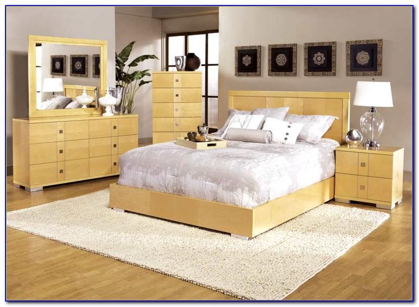 Maple Bedroom Furniture Sets