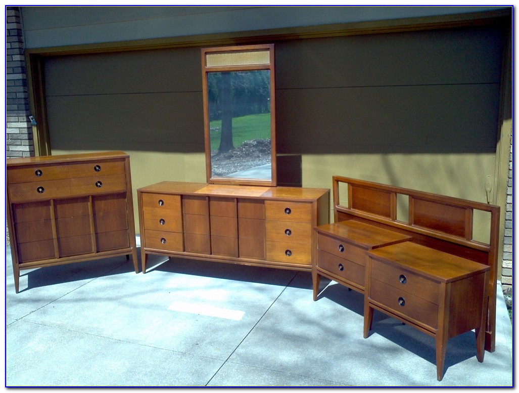 Mid Century Bedroom Furniture Dallas