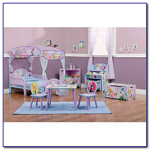 Minnie Mouse Bedroom Set In A Box
