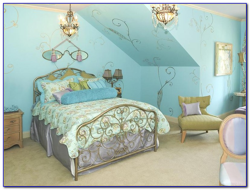 Modern Bedroom Design Teenage Girl