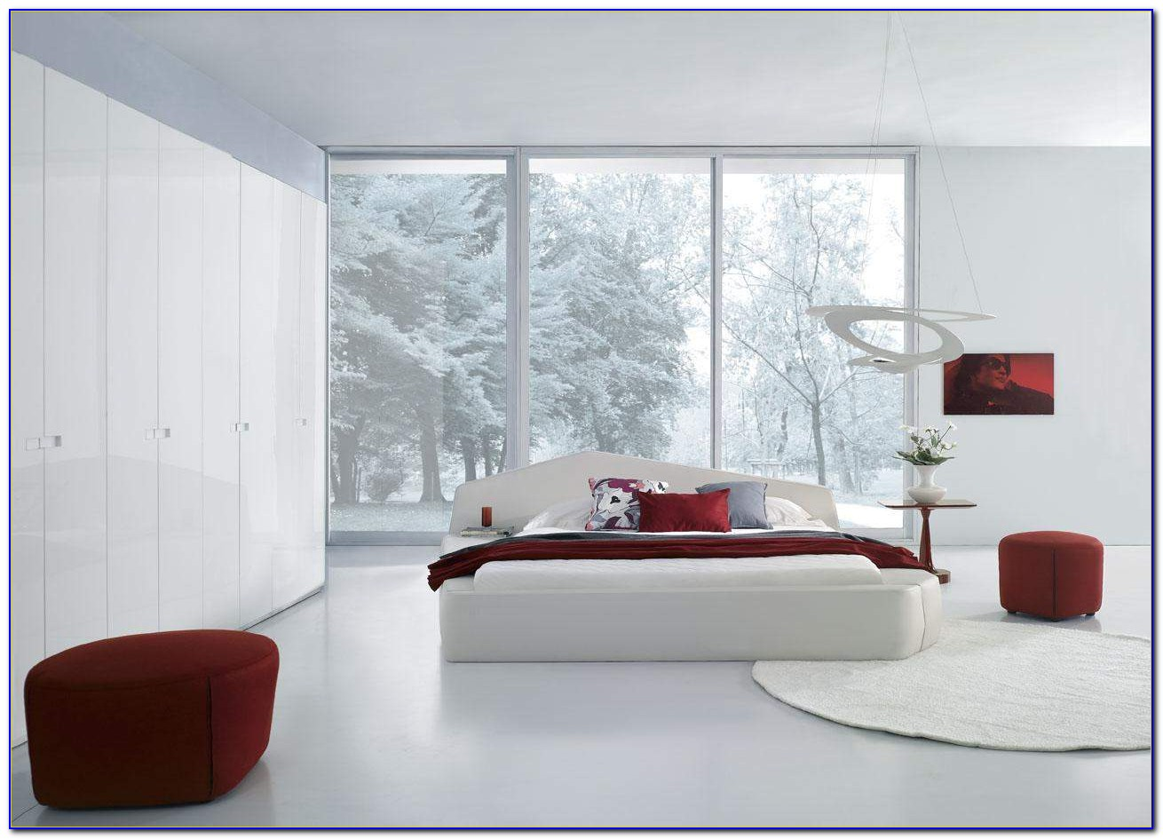 Modern Contemporary Platform Bedroom Sets