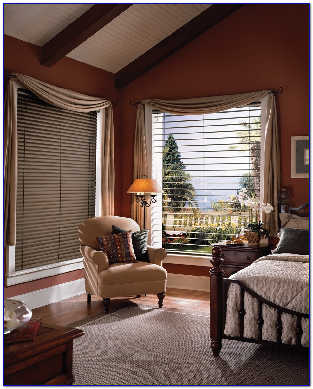 Modern Window Treatment For Bedroom