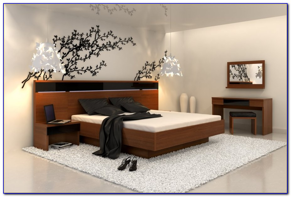Modern Wooden Bedroom Furniture Designs
